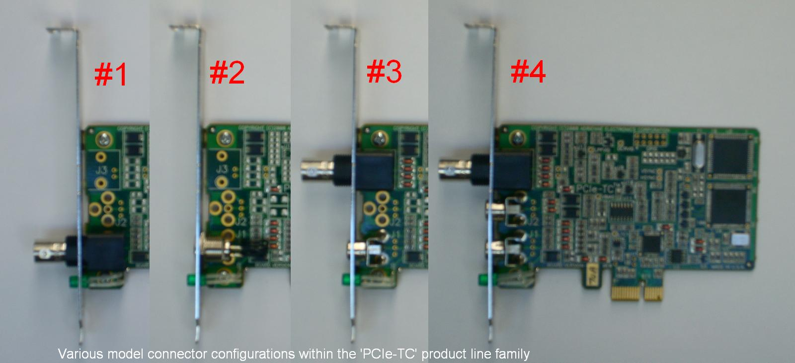 AEC PCIe-TC Info