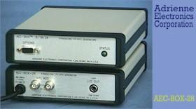 Photo - AEC-BOX-28 - Standalone VITC/LTC Generator