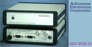 'AEC-BOX-32'  LTC / VITC Time Code Reader Inserter
