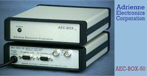 'AEC-BOX-50' - Ampex to Sony Serial Protocol Converter